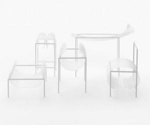 Soft  Furniture Collection by Nendo