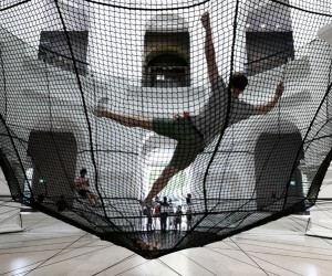 Soft Dome by Atelier YokYok at National Museum of Singapore