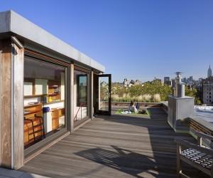 Soho Penthouse by Andrew Franz Architect