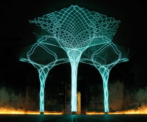 Solar Bulb Installations and Art Dedicated to The Power of The Sun