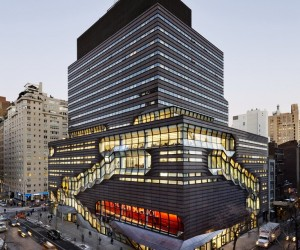SOM completes University Center for The New School in NYC