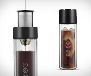Soma Brew Bottle