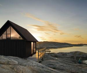 Sommarnjen Attefall house by sandellsandberg
