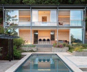 Sonoma Weekend House by Studio Collins Weir