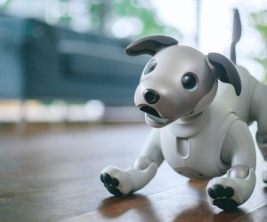 Sony Brings Its Robotic Dog Aibo Back To Life