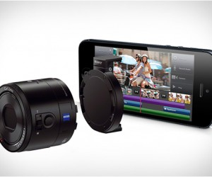Sony Smartphone Attachable Lens-Style Camera