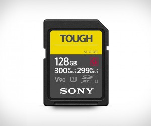 Sony Tough SD Cards