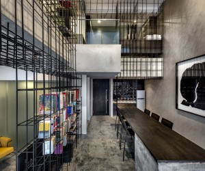 Soon Tai Hos Loft Apartment in Singapore by Produce