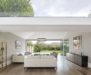 Sophie Nguyen Architects Designed a Wonderful Remodel in a House Located in Kensington, London
