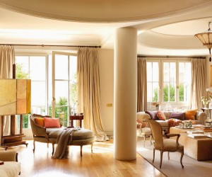 Sophisticated and elegant apartment in Madrid, Spain