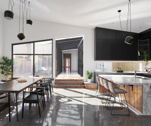 Sophisticated Art Deco Meets Contemporary Inside Jenkins Street