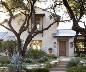 Sophisticated Yet Cozy Interiors Embrace This Austin Family Home