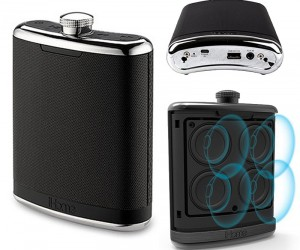 Soundflasks - Portable Blue Tooth Speakers