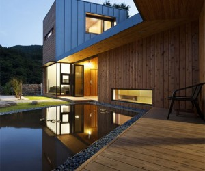 South Korean Home Design Based on Feng Shui Principles