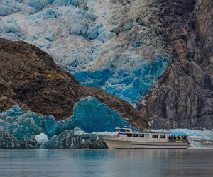 South Sawyer Glacier - Tracy Arm Fjord
