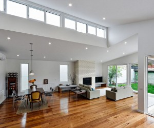 Space and Style Upgrade: Gleeful Revamp of 1880s Victorian Home