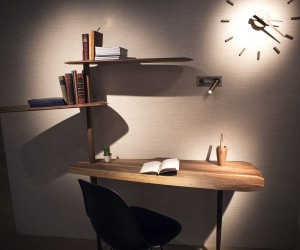 Space-Savvy Design: Tiny Home Workstations that Pack Quite a Punch