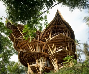 Spaces that spark amazing holidays: Bamboo House BB, Bali