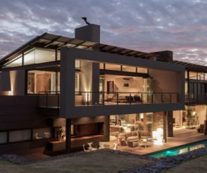 Spacious modern house in Johannesburg