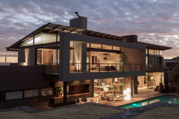 Spacious modern house in Johannesburg