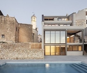 Spanish Home by Guallart Architects