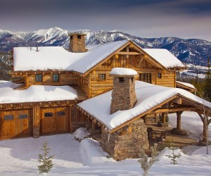 Spanish Peaks Cabin: A Rustic Gateway to Big Skys Unspoiled Beauty