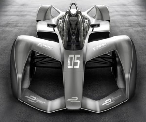 Spark Racing Technology Formula E Season 5 Car
