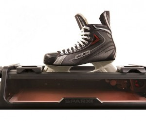 Sparx: At Home Skate Sharpening