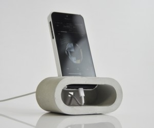 Speaker Dock by HOBBY:DESIGN