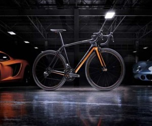Specialized S-Works McLaren Tarmac Bike