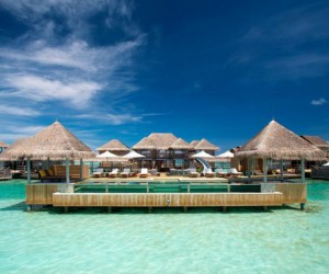 Spectacular Beach Luxury Resort in the Maldives