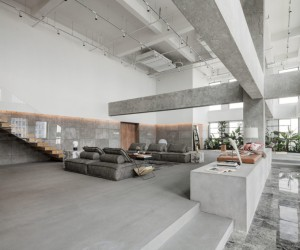 Spectacular Design of Spacious and Welcoming Spaces