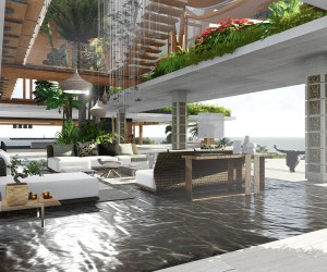 Spectacular Project Undertaken by Architectural firm Martin Ferrero Architecture in the Yucatan Peninsula