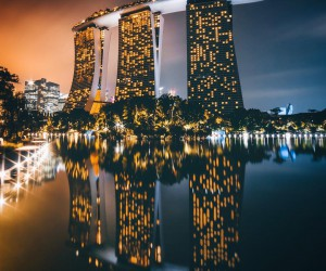 Spectacular Urban Instagrams of Singapore by Luke Goh