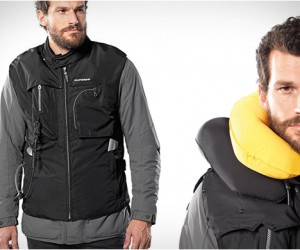 SPIDI Neck Airbag Vest