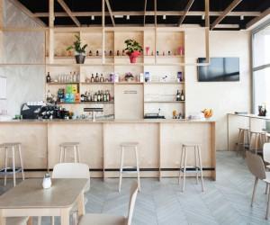 SPIN bar by Sanja Premrn, Kozina, Slovenia