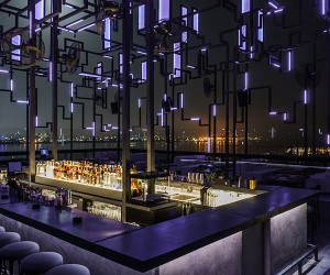 Spin Beirut Rooftop Bar  Gregory Gatserelia