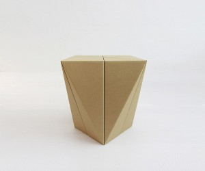 Spiral Stool by MisoSoupDesign