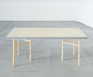 Sponge Table by Schemata Architects