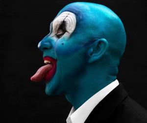 Spooky Clown Portraits by Perou