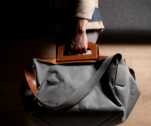 Square1 Holdall | Travel Bag by HardGraft