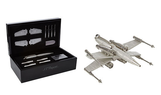 S T Dupont X Star Wars Limited Edition Collection