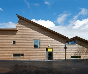 St Lukes CE Primary School by Architype