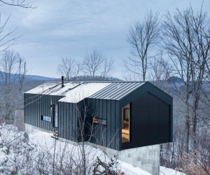 Stacked Country House by NatureHumaine