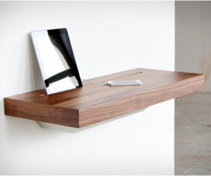 Stage | Interactive Charging Shelf