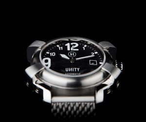Stainless steel watch urban by Unity Watches