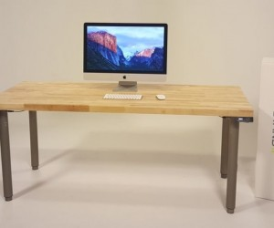 StandiT: Smart Electric Standing Desk