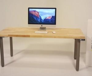 StandiT: Smart Electric Standing Desk
