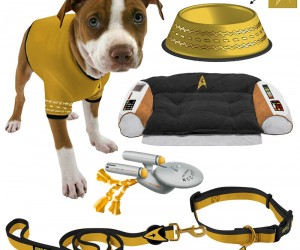 Star Trek Boldy Goes to The Dogs