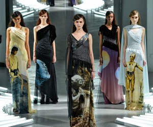 Star Wars Couture Gowns by Rodarte
